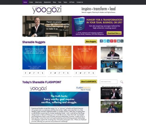 yoogozi - Wordpress Portfolio