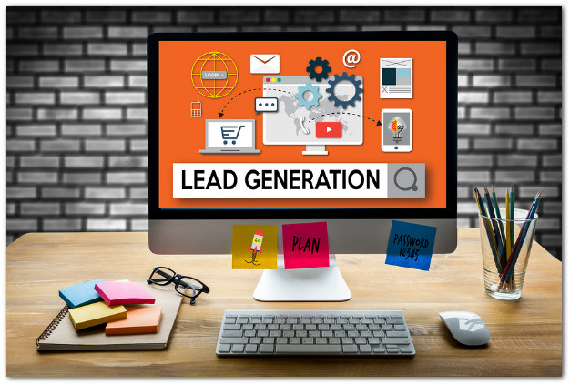 lead generation computer graphic - LEADS, LEADS, LEADS - TOO MANY LEADS